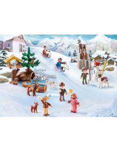 Heidi - El Mundo de Invierno - Playmobil