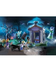 SCOOBY-DOO Aventura en el Cementerio - Playmobil
