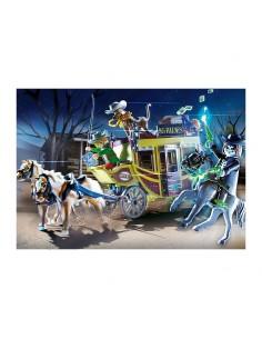 SCOOBY-DOO Aventura en el Salvaje Oeste - Playmobil