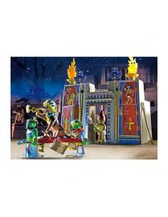SCOOBY-DOO Aventura en Egipto - Playmobil