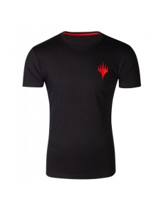 Magic: The Gathering - Wizards - Logo Men's T-shirt TALLA CAMISETA M