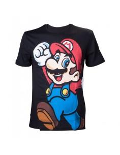 Camiseta Super Mario Bros. Nintendo TALLA CAMISETA M