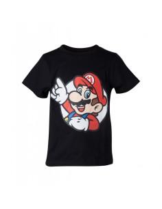 Camiseta Super Mario Bros. Nintendo - Niño TALLA CAMISETA NIÑO TALLA 122 - 7 AÑOS