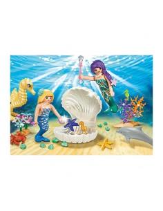 Maletín grande Sirenas - Playmobil