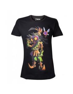 Camiseta Zelda Majora´s Mask Nintendo - Hombre TALLA CAMISETA M