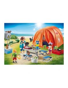 Tienda de Campaña - Playmobil