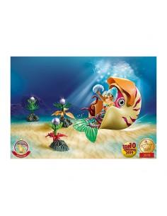 Sirena con Caracol de Mar - Playmobil
