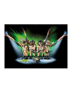 GhostbustersTM Set de Figuras GhostbustersTM - Playmobil
