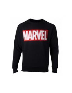 Sudadera Marvel Logo - Hombre TALLA CAMISETA L