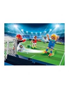 Campo de Fútbol Maletín - Playmobil