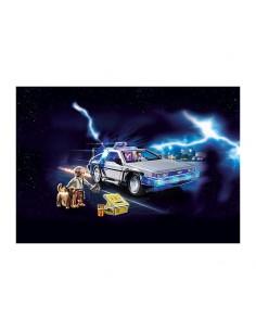 Back to the Future DeLorean - Playmobil