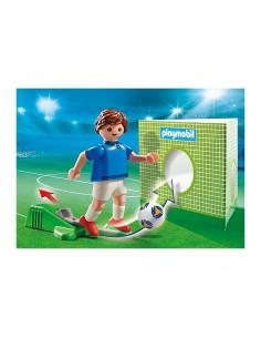 Jugador de Fútbol - Francia A - Playmobil