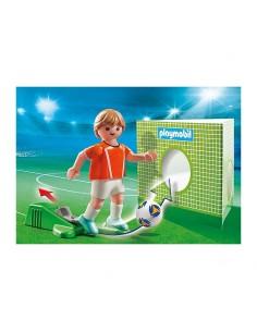 Jugador de Fútbol - Holanda - Playmobil