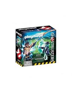 CAZAFANTASMAS Spengler and Ghost Playset - Playmobil