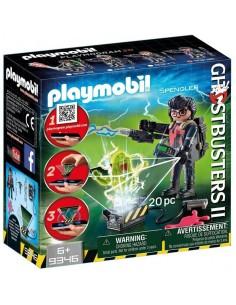 Cazafantasmas Egon Spengler - Playmobil