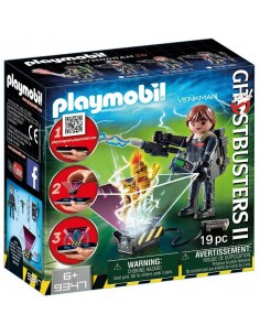 Cazafantasmas Peter Venkman - Playmobil