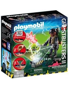 Cazafantasmas Winston Zeddemore - Playmobil
