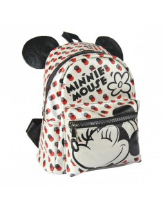MOCHILA CASUAL MODA POLIPIEL MINNIE