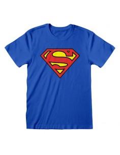 Camiseta DC Superman - Logo - Unisex - Talla Adulto TALLA CAMISETA M