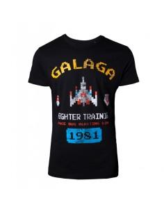 Camiseta Galaga Arcade Classics Vintage Nintendo - Hombre TALLA CAMISETA M