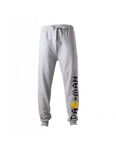Pantalón Jogger Pac-Man Logo - Hombre TALLA CAMISETA L