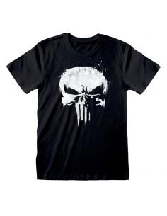 Camiseta Punisher TV - Logo - Unisex - Talla Adulto TALLA CAMISETA L