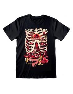Camiseta Rick and Morty - Anatomy Park   - Unisex - Talla Adulto TALLA CAMISETA L