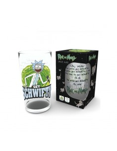 Vaso Rick and Morty Get Schwifty