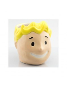 Taza Nintendo Fallout Vault Boy
