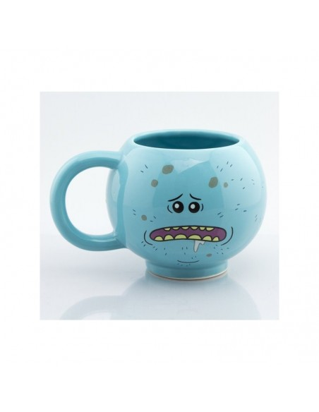 Taza Rick and Morty 3D Mr Meeseek