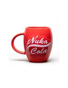 Taza Oval Fallout Nuka Cola