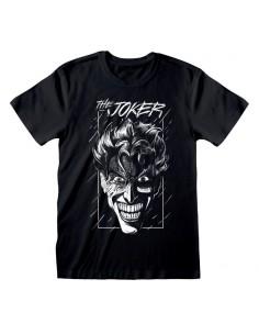 Camiseta DC Batman - Joker Sketch - Unisex - Talla Adulto TALLA CAMISETA S