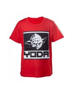Camiseta Yoda Star Wars - Niño TALLA CAMISETA NIÑO TALLA 122 - 7 AÑOS